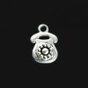 """Antiikhõbedane ripats""""Telefon"""""""