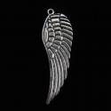 Hõbedane ripats/ingli tiib/50 x16mm