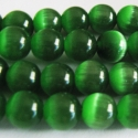 Kassisilm helmes/8mm/emerald
