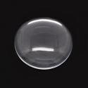 Klaasist kamee ümmargune/25 mm