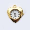 Kuldne kellatoorik ühe aasaga/süda
