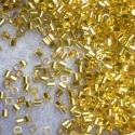 Kuldne pärlipidur/ 2mm/10 tk