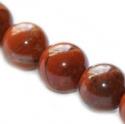 Looduslik punane jaspis/10mm-39 cm kive