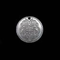 Hõbedane ripats/Keldi münt/21mm
