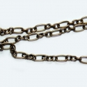 Antique bronze colored chain