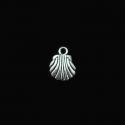 """Silver colored pendant """"Seashell"""""""